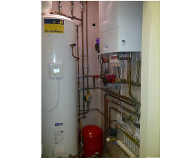 Central heating engineer Cannock