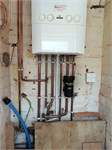 60. Ideal Boiler Installation and Plumbing 1